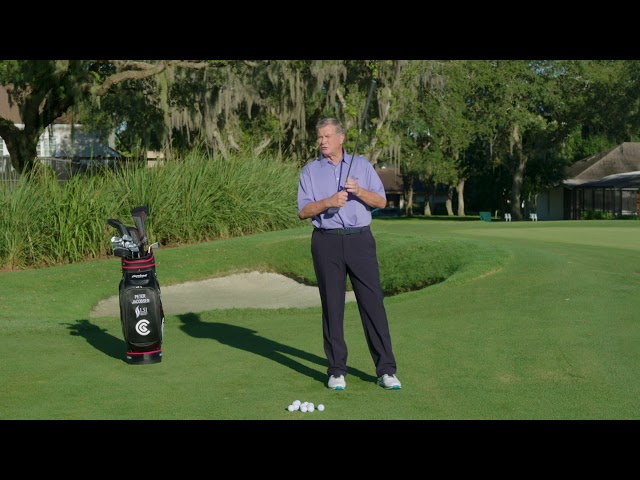 Chipping Made Easy with Cleveland CBX 2