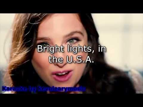 'Made In America' by Cimorelli karaoke
