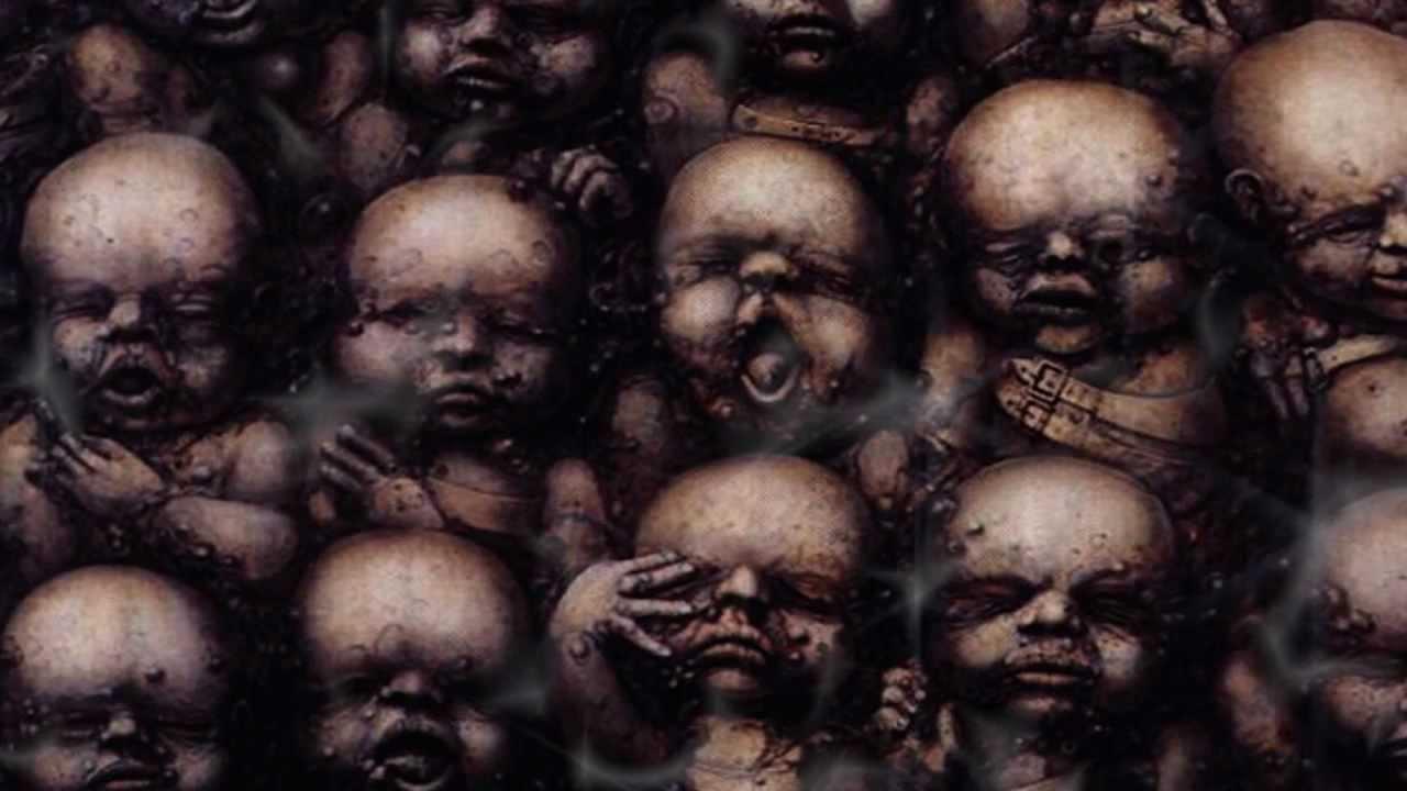 Amon Tobin - Bloodstone (HD) - YouTube
