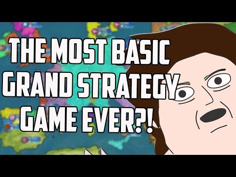 The Most Basic Grand Strategy Game Ever Made
