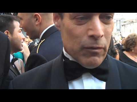 Oscars 2011 - Directors/Journalists Tim Hetherington & Sebastian Junger RESTREPO