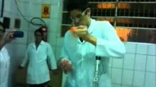 Produção de ácido sulfúrico