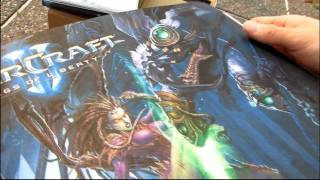 SteelSeries QcK StarCraft II Hots Kerrigan Edition Gaming