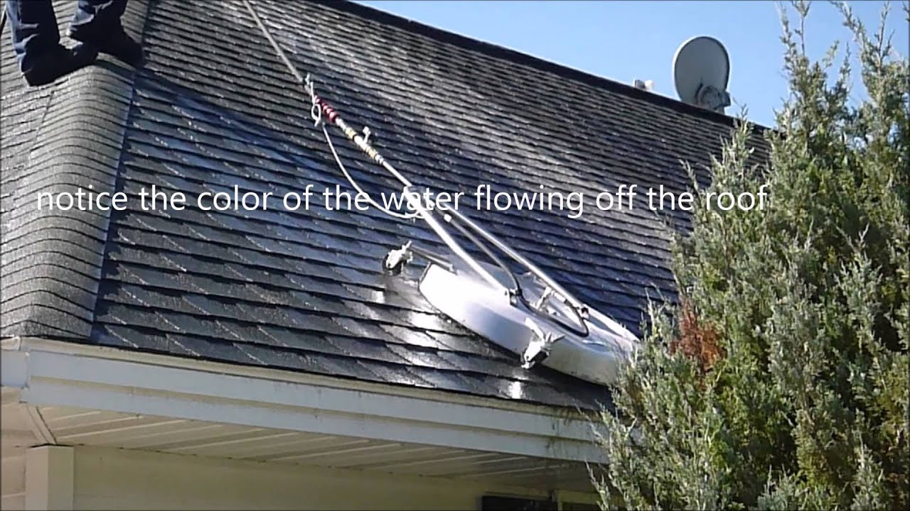 Roof Cleaning Zablocki Roofing St Cloud Mn Sample Video