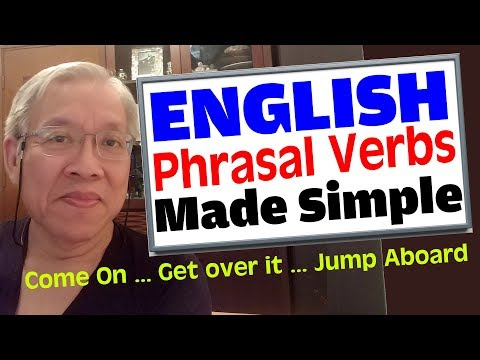 Talking About Your Love Life!: 4 Useful Phrasal Verbs from YouTube · Duration:  8 minutes 10 seconds
