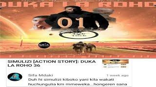 SIMULIZI [ACTION STORY]:DUKA LA ROHO 01