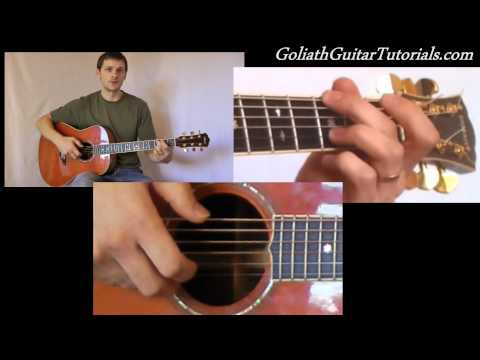 How To Play Forever By Ben Harper - Guitar Lesson Tutorial