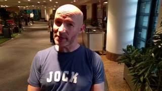 Craig Hill kviečia į savo ir Jimmy McGhie pasirodymą Lietuvoje