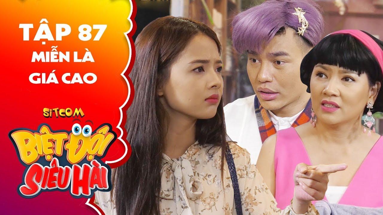Biệt đội siêu hài | tập 87- Tiểu phẩm: Lê Dương Bảo Lâm hợp tác cùng Ngọc Trinh