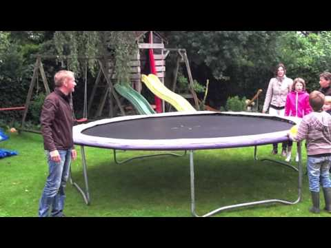 chris marion trampoline