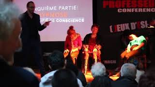 """Extrait du spectacle """"Jeux d'esprit"""" ProfesseurM"""
