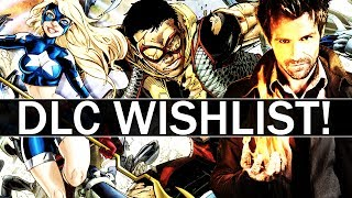 Download lagu Injustice 2 All 6 Remaining DLC Character Wishlist MP3