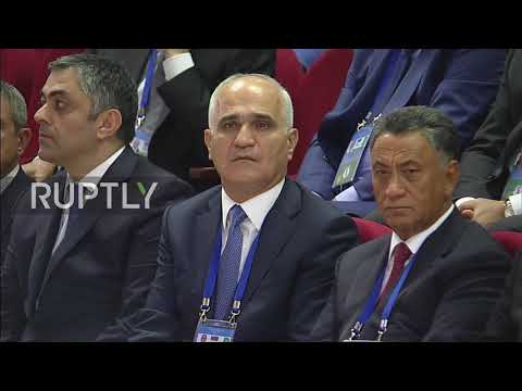 Kazakhstan: Armed forces of non-Caspian states not permitted on the Sea – Putin