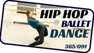 Hip hop ballet -dance .Ballet- 091