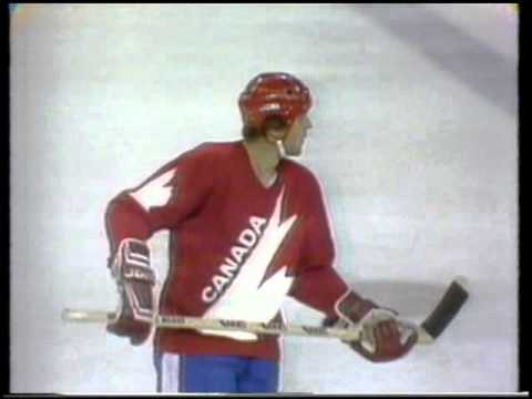 1984 Canada Cup Canada Vs USSR Round Robin Game