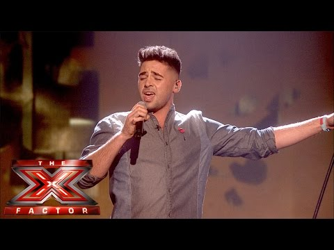 Ben Haenow sings Michael Jackson's Man In The Mirror | Live Week 5 | The X Factor UK 2014