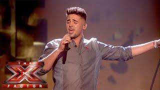 Ben Haenow Sings Michael Jackson's Man In The Mirror  Live Week 5  The X Factor Uk 2014