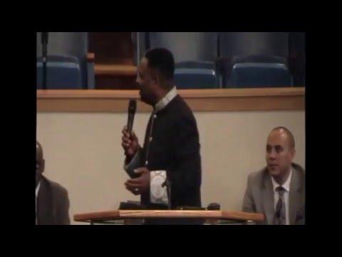Bishop David Maxwell -I'm Thirsty , I Need Some Water