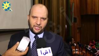 بالفيديو: مستشار مفتي الجمهورية أهمية الفضاء الإلكتروني وكيف استخدمته الجماعات الإرهابية