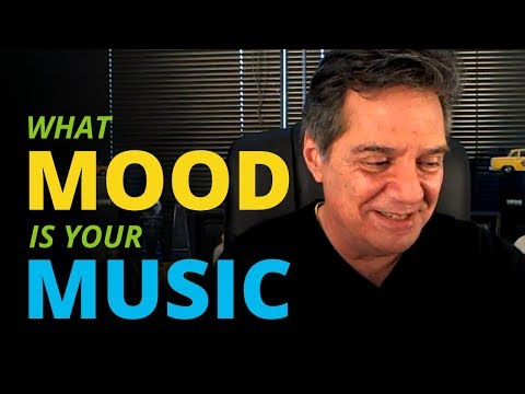 What Mood Is Your Music? on TAXI TV Today @ 4PM Pacific!