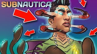 subnautica - Injecting Myself With LEVIATHAN DNA!? The FORGOTTEN DLC Tool - Full Release 1.0