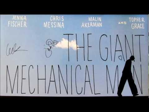 Great Northern - Our bleeding hearts  (The giant mechanical man - Movie)