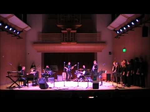 Sonoma State University Rock Collegium:  Medley of 80s Hits