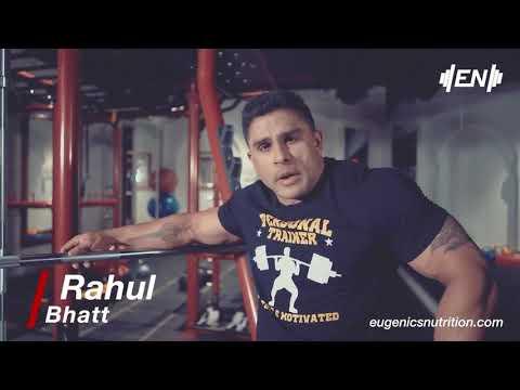 The 4 P's and 1 M of Rahul bhatt.