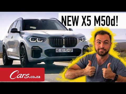 New BMW X5 M50d Review - Quad-turbo Monster?