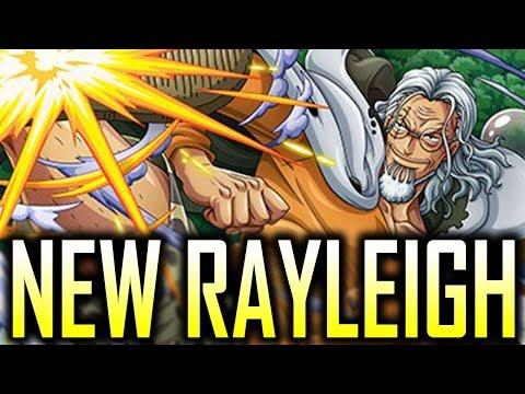NEW LEGEND RAYLEIGH V2!! ADVENTURE MODE CAVENDISH! | One Piece Treasure Cruise | ワンピース (トレクル) レイリー