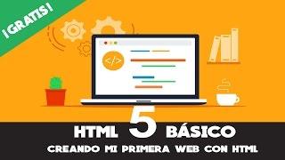 HTML Leccion 1.1 (Mi Primera Web)