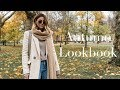 Chic Autumn Lookbook | Fall Outfit Ideas