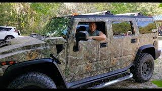 #126 Обзор авто. Hummer-Н2. США.Флорида...
