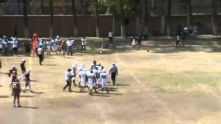 Sioux Veteranos 6 -- 0 Lagartos ITTLA -- SEGUNDO CUARTO Octubre 28, 2012.