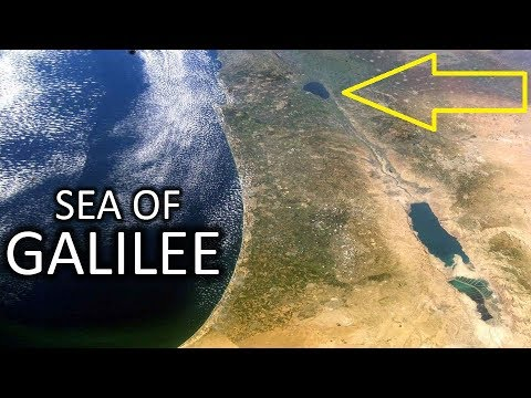 Gog And Magog Already Started Drinking Water From Sea Of Galilee