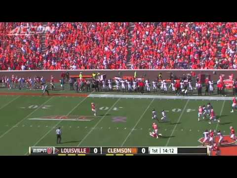 Top College Football Kick And Punt Returns 2014-15