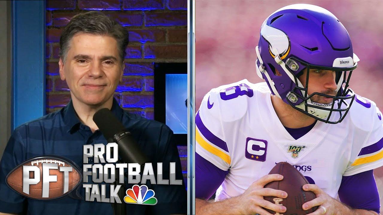 Will Minnesota Vikings contend in NFC North? | Pro Football Talk | NBC Sports