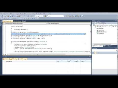 SDK video tutorials -- Video SDK: Live video - YouTube