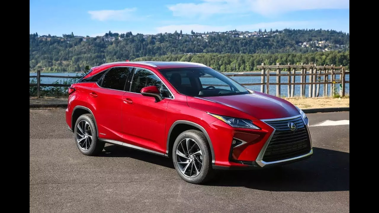 Lexus Rx 450h 2018 Car Review