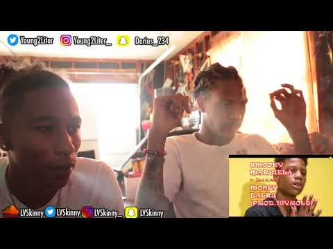 Smooky Margielaa - Money Talk (Reaction Video)