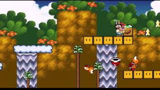Super Mario Bros 2 Mega Mario X Part 3
