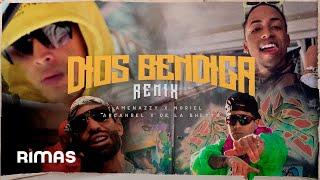 Смотреть клип Amenazzy X Noriel X Arcangel X De La Ghetto - Dios Bendiga | Remix