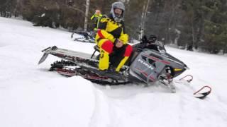 Южный Урал путешествие на снегоходах часть 3(http://vk.com/marchelotv., 2016-03-03T18:41:01.000Z)