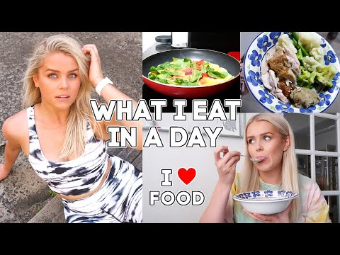 WHAT I EAT IN A DAY | Healthy, Simple & Realistic!