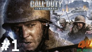 Call of Duty: Finest Hour - Part 1: Return to Stalingrad - Walkthrough / Let
