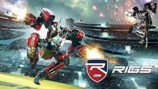 RIGS Mechanized Combat League #4