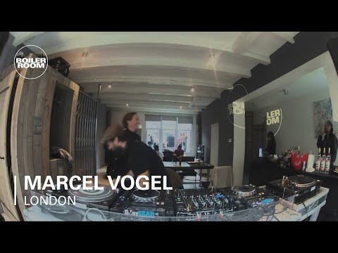Marcel Vogel Boiler Room DJ Set at ADE
