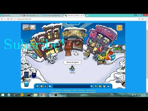 CPR's NEW DOMAIN NAME!!-(Club Penguin Rewritten)