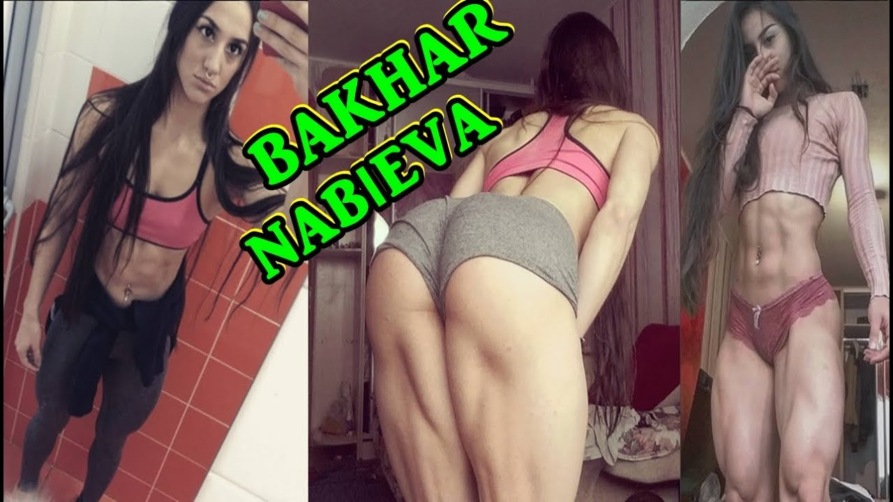 Bakhar nabieva sexy fappening 27 Photos video