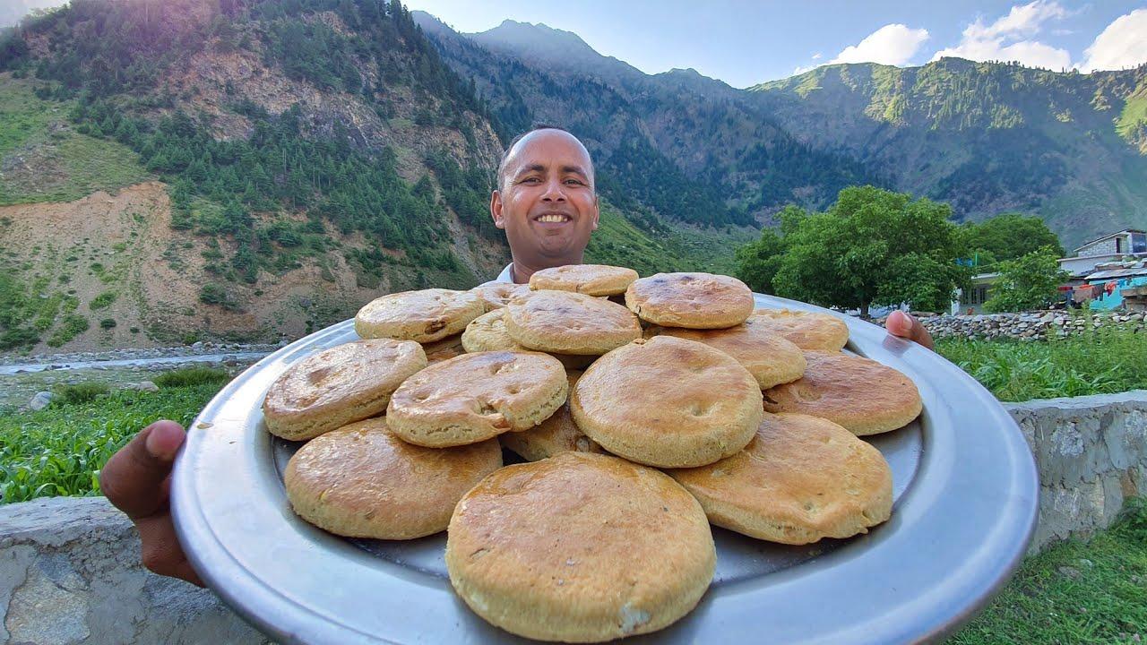 Kulcha Khatai Recipe | Naran Ki Spacial Kulcha Khatai | Mubashir Saddique | Village Food Secrets